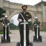Olimpiadi 2008, in campo anche un mezzo di trasporto ecologico a emissioni zero