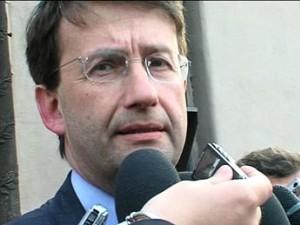 Il nuovo segretario del Pd, Dario Franceschini