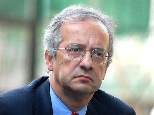 L'ex segretario Pd, Walter Veltroni