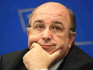 Il commissario Ue agli affari esteri, Joaquin Almunia