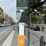 Easygetta, lo specchio che aiuta a riflettere sui rifiuti a Roma